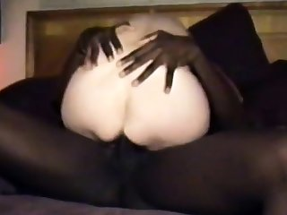 cuckold's fit together gets a dark black cock copious juice.