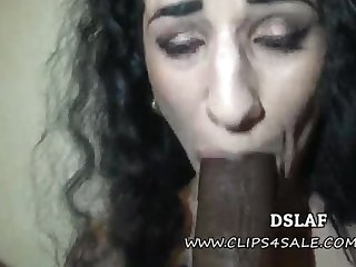French Superhead Arabelle Raphael Multiracial Filthy Freak With Facial Cumshot- DSLAF